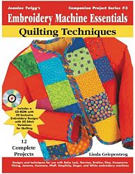Embroidery Machine Essentials: Quilting