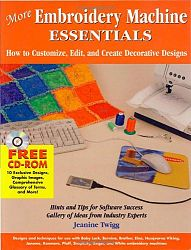 More Embroidery Machine Essentials