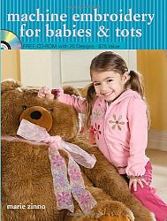 Machine Embroidery <br> for Babies & Tots